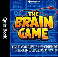 Brain Game Quiz Book by Imagination Entertainment Limited-ExLibrary
