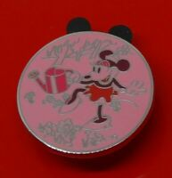 Used Disney Enamel Pin Badge Minnie Mouse Magical Mystery Pin