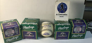 1998 official Major league All star baseball Rawlings Colorado Rockies  jl/g2