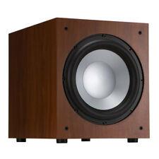 "Jamo J12 SUB 12"" 400W Active Subwoofer Speaker for Home Theatre Dark Apple"
