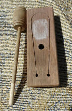 Signed George Huffman Sr Deceased Vibrating Tongue Turkey Call Invented 1983