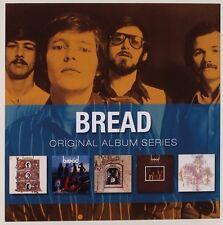 BREAD - ORIGINAL ALBUM SERIES: 5CD ALBUM SET (2009)