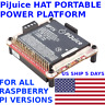 PiJuice HAT Portable Power Platform For All Raspberry Pi 4 version 4 model B 3