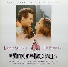 SOUNDTRACK CD THE MRROR HAS TWO FACES FREE POSTAGE WITHIN AUSTRALIA