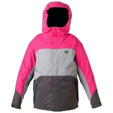 DC Shoes Girls Farah Snowboard Jacket (M) Pink