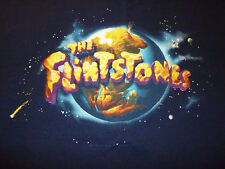 The Fintstones Vintage Shirt ( Uesd Size XL ) Nice Condition!!!