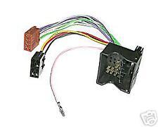Harness radio autoradio navigazione ISO RENAULT tutte dal 2009 con Quadlock