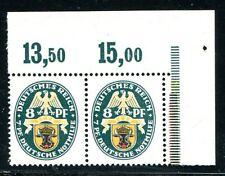 DR 1928 426X ** LUXUS OBERRAND PAAR POSTFRISCH (E1226