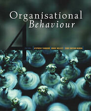 Organisational Behaviour by Robbins, Millett, Water-Marsh 'NEW'