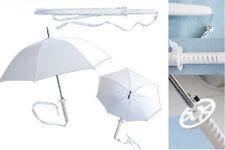 Japan Anime Bleach Sword Umbrella White Cos Props Rain or Sun Umbrellas