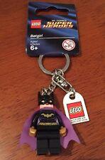 LEGO 851005 Batgirl DC Comics Super Heroes Keychain Key Chain Minifigure NEW