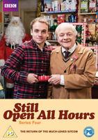 Still Open All Hours: Series Four DVD (2018) David Jason cert PG ***NEW***