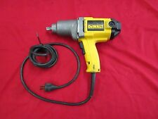 "DEWALT 1/2"" DRIVE IMPACT,DW290 WITH 7.5 AMP MOTOR,"