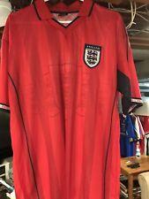 Men's England Football Soccer Jersey - Xl