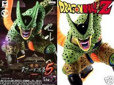 Dragon Ball DBZ 2nd Stage Cell Android SCultures Tenkaichi Banpresto figure Japn