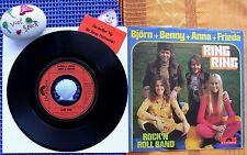 BJÖRN BENNY ANNA FRIEDA 7 ABBA★RING RING★ROCK `N ROLL BAND★N2041422★1973