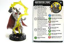 Heroclix - #059a Destroyer Thor - Secret Wars Battleworld