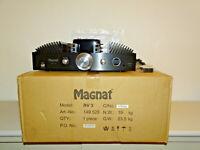 Magnat RV3 High-End Hybrid Vollverstärker in Schwarz, OVP&NEU, 2 Jahre Garantie
