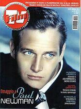 Film Tv.Paul Newman,Tomas Milian,Saverio Costanzo,La teoria del tutto,iii