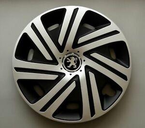 "15"" Peugeot 207,308,Partner,306,605... Wheel Trims / Covers, Hub Caps,Quantity 4"