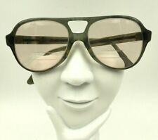 Vintage Titmus Z87 Green Gray Aviator Sunglasses Frames Only
