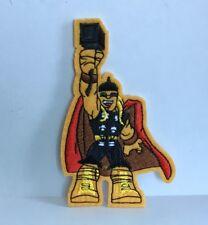 Disney Marvel Thor Superhéroe Parche bordado apliques coser o hierro #150