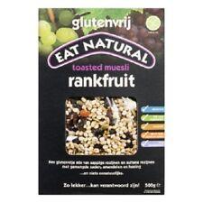 Manger naturel petit déjeuner sans gluten fruits céréales Granola Muesli Grains ...