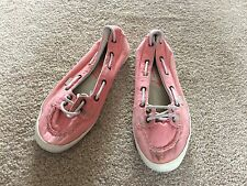 Superdry Pink Casual Shoes Size 4