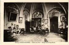 CPA  Abbaye d'Hautecombe -Salon du Roi -King's Drawing-Room   (296205)