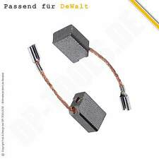 Kohlebürsten Kohlen Motorkohlen für DeWalt DW 824 1003861-00