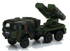 Hoch Miniaturen Spur N 1:160 THW Modell MAN KAT1 7t 6x6 Kipper Technischehilfe