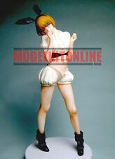 SPUMONI CUTE BUNNY GIRL STANDING 1/6 UNPAINTED RESIN FIGURE MODEL KIT