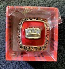 MUHAMMAD ALI  WORLD 3 Time Champion  BOXING  Replica  Ring Size 11