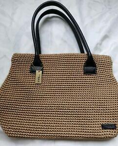 The Sak Womens Hand Bag Small, Brown. Bolsa Para Mujer Pequeña