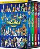 NEW - Digimon - Complete Series DVD - Season 1-4 - Full Series 1 2 3 4