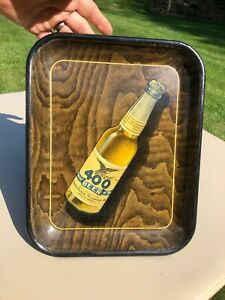Rare! Jamestown Brewing Co. 400 Beer Tray NY Pre-Prohibition Brewery Breweriana