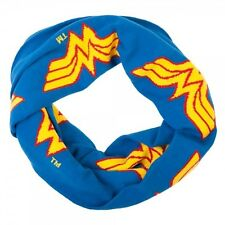 Wonder Woman Infinity Knit Scarf