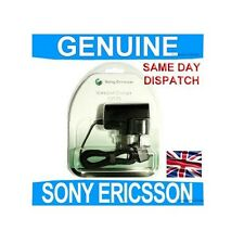 GENUINE Sony Ericsson Phone CHARGER W350i W550i W660i W715 mobile mains original
