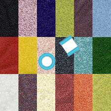 Miyuki Delica 11/0 7 grams 1200 Glass Seed Beads Matte 35 colors U-Pick