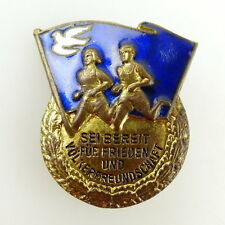 #e1924 Volume VI s.257 No. 1941 Sport Performance Badge For Children 1952 to 1956