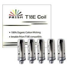 INNOKIN T18E / T22E COILS Replacement Prism Endura Coil Heads 1.5ohm (pk 5) UK
