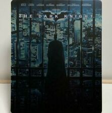NEW The Dark Knight 2 Discblu-Ray Steel Book Amazon.Co.Jp Limited. Japan
