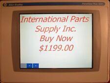Allen-Bradley PanelView Plus 2711P-Rdt10C Series B & 2711P-Rp2 Series G