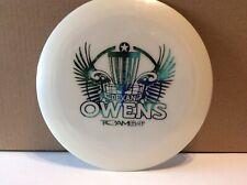 Disc Golf disc Devan Owens Tcam 64