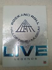 Rock and Roll Hall of Fame: Legends (DVD, 2010, 3-Disc Set)