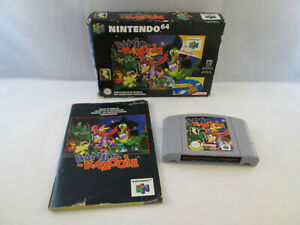 Nintendo 64 N64 - Banjo-Kazooie - Complete in Box CIB