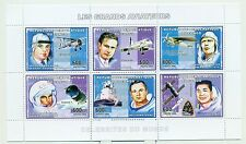 AVIATION & ESPACE - SPACE & AVIATION CONGO 2006 set perforated