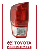 2015-2018 Toyota Tacoma TRD or Sport Left Rear Tail Light Genuine OEM OE