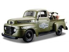 Coches, camiones y furgonetas de automodelismo y aeromodelismo Maisto Pickup