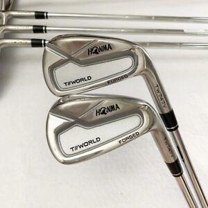 HONMA TW747V Golf irons 4-11.SW Irons clubs Graphite golf shaft R/S/SR flex Golf